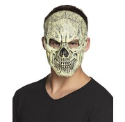 Foam gezichtsmasker Schedel