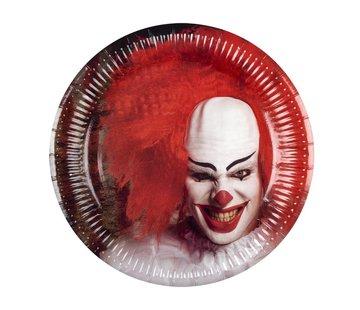 Bordjes Horror clown