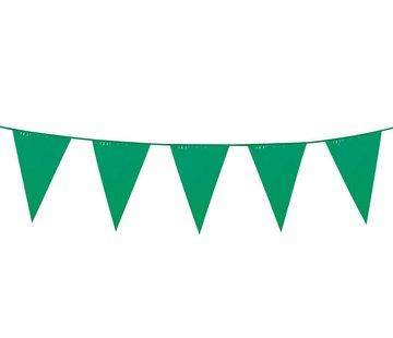 Minivlaggenlijn groen