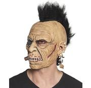 Masker Horror rocker met haar