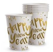 Bekertjes Happy new year