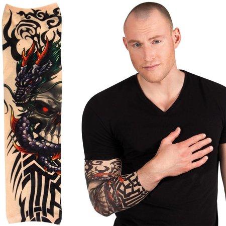 Tattoo sleeve skull kopen