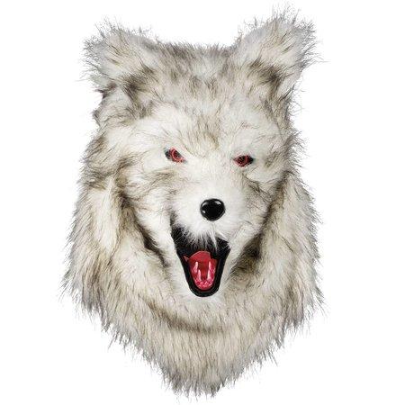 Horror weerwolf masker