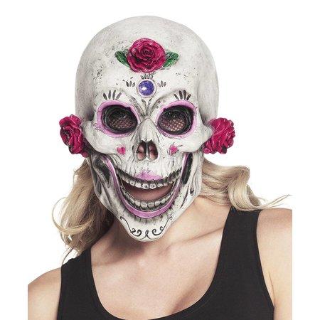 Dames Day of the Dead masker