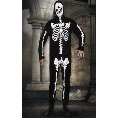Halloween kleding skeleton dancer