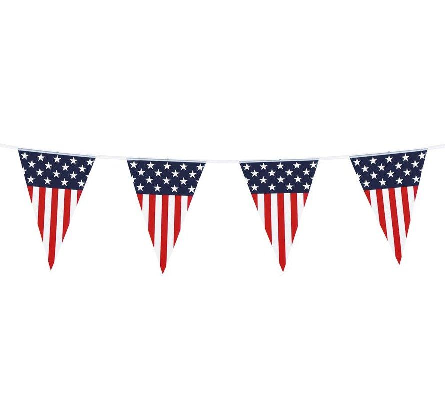 Amerikaanse vlaggenlijn