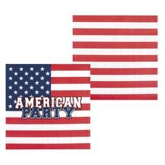 Servetten USA
