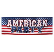 American party banner