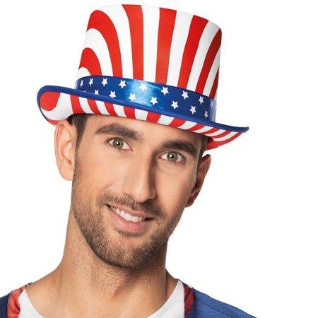 Hoed Amerikaanse vlag