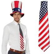 Amerikaanse stropdas USA