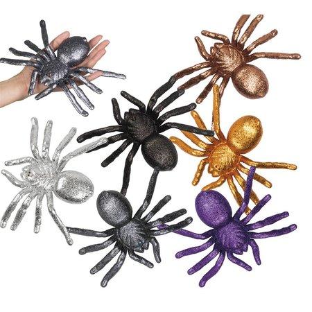 Nep spinnen - glitter spider