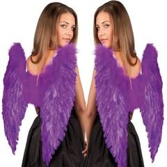Engelenvleugels paars