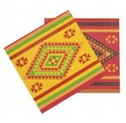 Papieren servetten Mexicaanse design