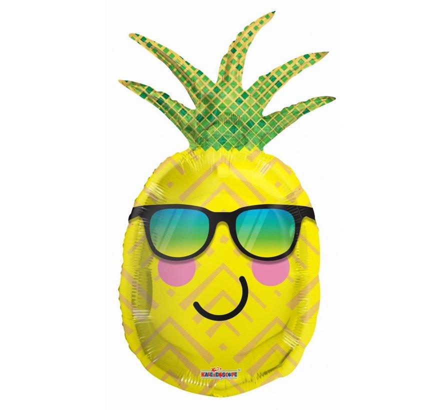 Folie ananas ballon
