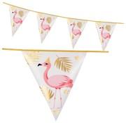 Flamingo vlaggenlijn