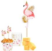Flamingo Cocktailprikkers