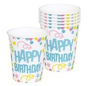 Happy Birthday bekertjes