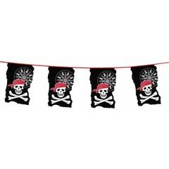 Vlaggenlijn Piratenfeest