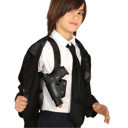 speelgoed holster met pistool