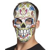 masker mr day of the dead