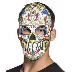 masker mr day of the dead