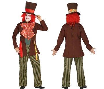Mad hatter kostuum