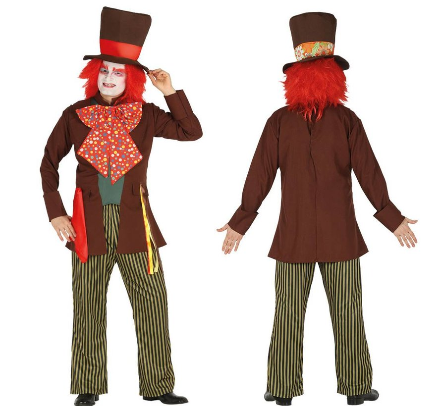 Mad hatter kostuum kopen
