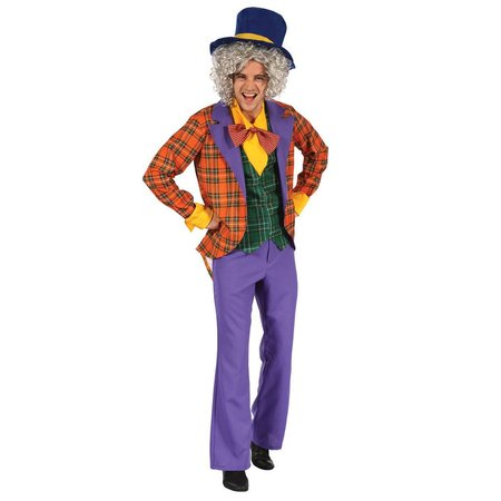 Heren Mad Hatter outfit