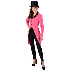 Rok kostuum jasje roze
