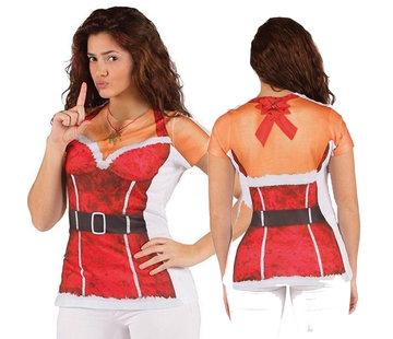 Kerst T-Shirt dames