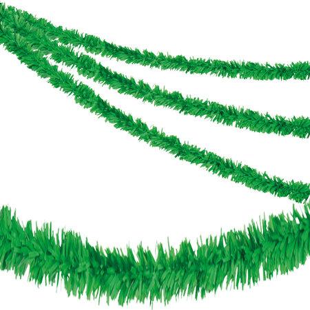 Kunststof slinger Groen - brandvertragend