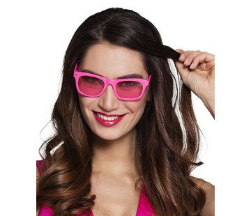 Dance neon bril pink