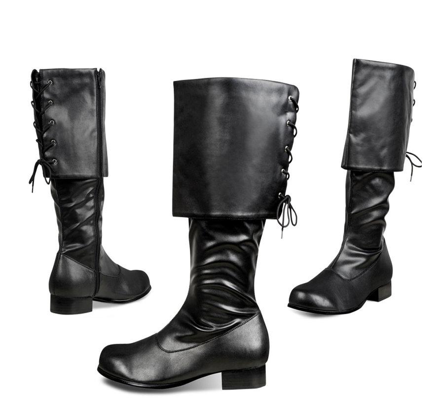 Avonturiers en piraten laarzen - voor piraat of musketiers outfit