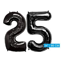 Folie cijfers 25