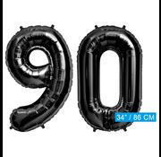 onjuiste code zwarte cijfers 90