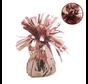 Ballon gewichtje rosé  goud