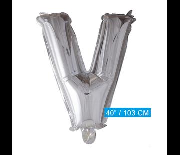 Letter ballonnen V