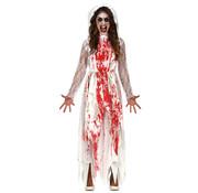 Dames Halloween bruidsjurk
