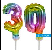 onjuiste code ballonnen cijfers 30
