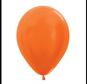 "Ballonnen 9"" inch Oranje"