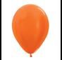 "100 st Ballonnen 9"" inch Oranje"