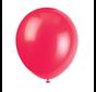 """Ballonnen 9""""inch Rood"""