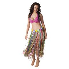 Hawai rok multi kleuren