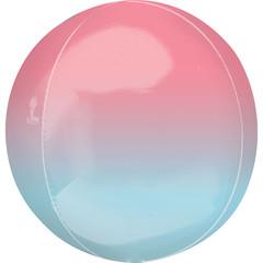 Orbz Ombré Roze /  blauwe