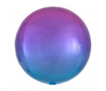 Orbz Ombré paarsblauw
