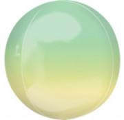Orbz Ombré geel/groen