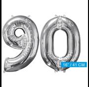 Ballon cijfer 90