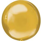 Orbz goud folie ballon