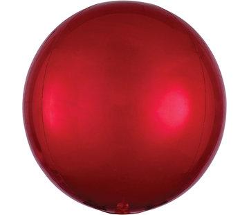 Orbz mat rood