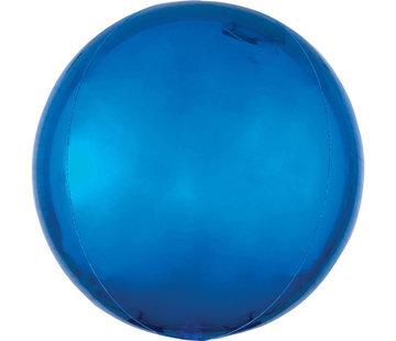 Orbz  mat blauw